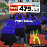 Using Zwift Academy Road Workouts Effectively
