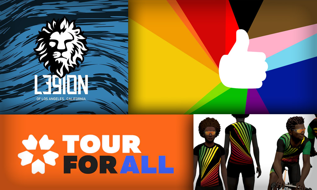 Zwift's Diversity and Inclusion Evolution