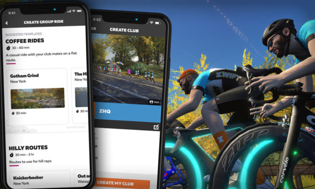 Take a Look at Zwift's Planned Clubs Feature Expansion