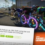 Zwift Insider Founder Eric Schlange Featured on VeloNews Podcast